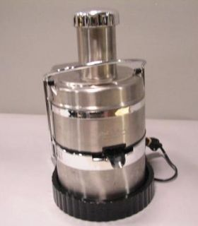 Jack Lalanne Power Juicer Model E 1181