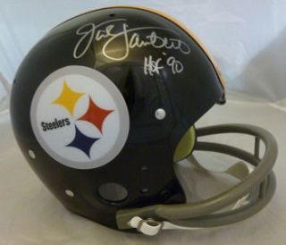 Jack Lambert Autographed Signed Pittsburgh Steelers Full Size TK