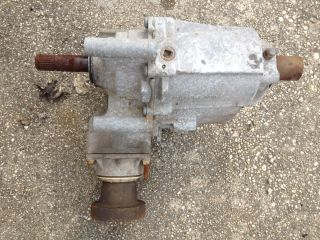 02 03 Jaguar x Type Xtype x Type 4WD Transmission 4x4 Transfer Case