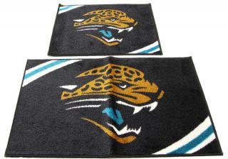 NFL Team Door Mat Floor Rug 2 Pack Assorted Teams