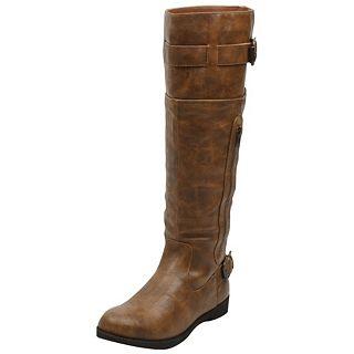 Madden Girl Rickee   RICKEE TAN   Boots   Fashion Shoes