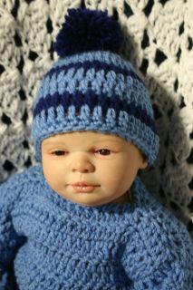 Adorable Little 19 Reborn Baby Boy Jacob Shawna Clymer Le 199 500