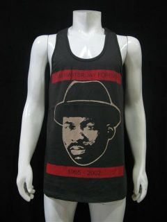Run DMC Jam Master Jay Forever Men T Shirt Tank Top L