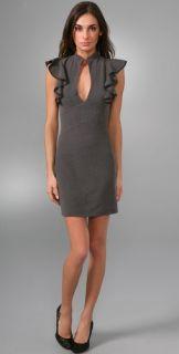 Black Halo Eva Mini Dress