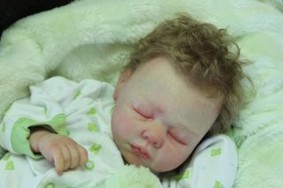 Andreas Dream Babies~PROTOTYPE Reborn Baby Boy Doll *Sweetie* by Di