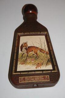 Beams Choice Bottle Decanter James Lockhart Fox