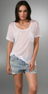 Splendid Pocket T Shirt