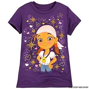 Jake and The Neverland Pirates 2T 3T 4T 5T 4 5 6 7 8 10 12 Tee Shirt