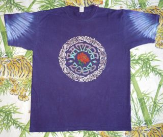 Concert Shirt 2005 Tour T Tie Dye Grateful Dead Jam Band