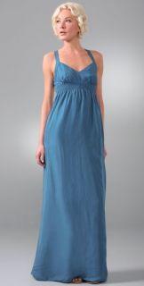 Generra Empire Waist Maxi Dress