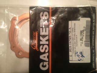 Harley Davidson James Copper Head Gasket 1000cc Sportster