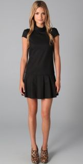 alice + olivia Daelyn Drop Waist Dress