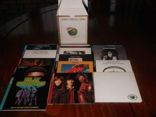 Set 16x CD Album Box Set Badfinger Jackie Lomax James Taylor Unplayed