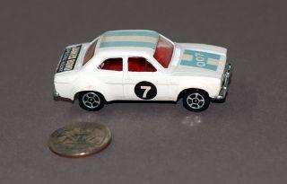 Junior Rockets Toys D923 Very RARE James Bond Ford Escort 007