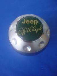 Willys Willys Jeep Logo Aluminum Gear Shift Knob 191