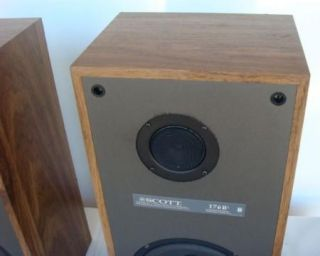 Scott Inc 176B Vintage Speakers Loudspeaker System