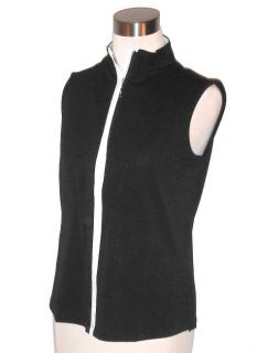 DKNY by Jamie Sadock Sleeveless Golf Shirt Top Med
