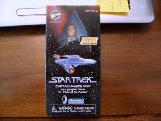 Wizard Toyfare Exclusive Star Trek Captain James Kirk