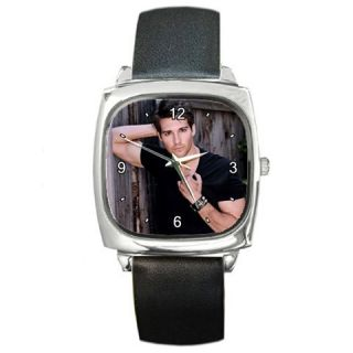 New Big Time Rush James Maslow Photo Metal Square Watch A
