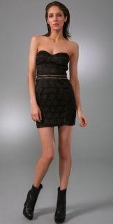 Madison Marcus Vivify Strapless Dress