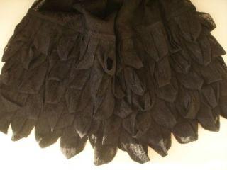 Alice Olivia Randi Ruffle Lace Tank Dress