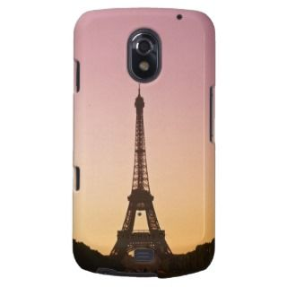 Eiffel Tower 5 Samsung Galaxy Nexus Cover