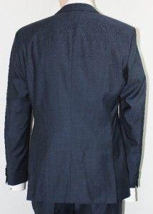 995 Hugo Boss The JAMES3 SHARP5 Size 40R 50 EU Suit in Blue Color
