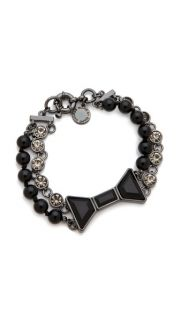 Marc by Marc Jacobs ID Bow Bracelet