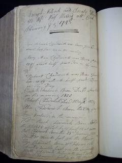 1684 King James Bible Folio Massive RARE Fine Leather Antique Family