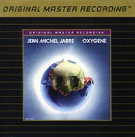 Jean Michel Jarre Oxygene Mobile Fidelity MFSL Ultradisc II 24 KT Gold