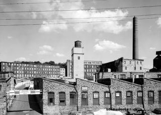 John James Dobson Carpet Mill Philadelphia PA 1988