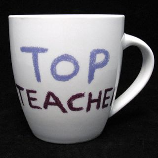 Jamie Oliver Cheeky Mug in Gift Tin Top Teacher