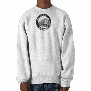 Pennsylvania Railroad Locomotive GG 1 #4800 Sweatshirts
