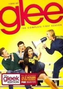 Glee The Complete First Season DVD 2010 7 Disc Set