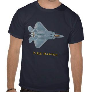22 Raptor T shirt