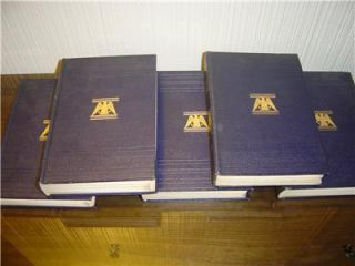 The March of Democracy James Truslow Adams 6 Volume Set