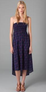 PJK Patterson J. Kincaid Hippie Ikat Convertible Dress / Skirt
