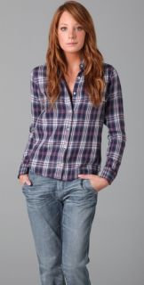 Rag & Bone/JEAN The Classic Plaid Shirt