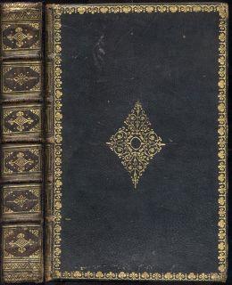 1715 King James Bible RARE Fine Gilt Stamped Binding