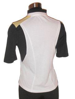 DKNY by Jamie Sadock Short Sleeve Golf Shirt Top XS