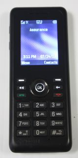 Kyocera JAX S1300 Virgin Mobile Cell Phone Black