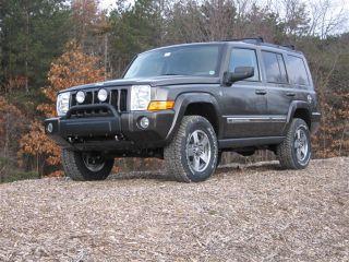 Jeep Commander Lift Kit 2 25 Fits Largest Tires