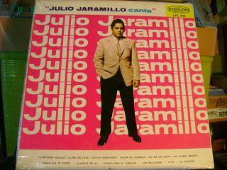 Mono Tex Mex Latin LP Julio Jaramillo Canta Peerless Hear