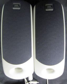 JBL Platinum Series Wired PC Multimedia Computer Speakers 3 Watts per