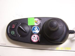 Power Wheelchair Controller Joystick Jazzy Select 6 7