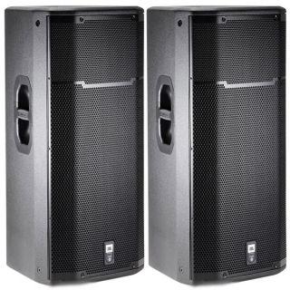 JBL PRX635 Powered 3 Way PA Speaker PRX 635 Active Loudspeaker Pair