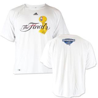 2009 NBA Finals Orlando Magic Adidas ClimaLite Performance T Shirt Men