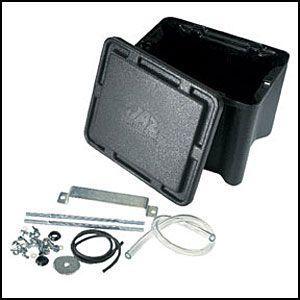 Jaz Products 700 500 01 SEALED Battery Box