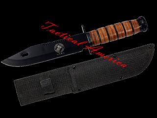 Sons of Anarchy Jax Teller USMC Kabar Replica Combat Knife SAMCRO