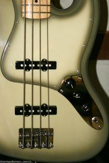 Fender Standard Antigua Limited Edition Jazz J Bass Like New Ships